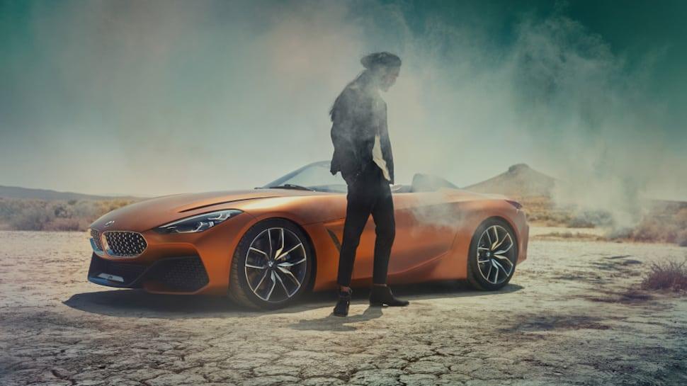 2019 BMW Z4 concept profile