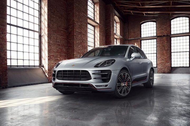 New 440-hp Porsche Macan Turbo Exclusive Performance Edition Revealed