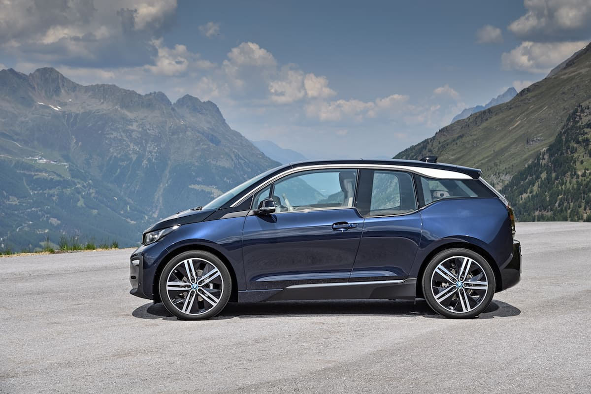 2017 Bmw I3 Review Electric Hatch With Bold Looks Price To Match