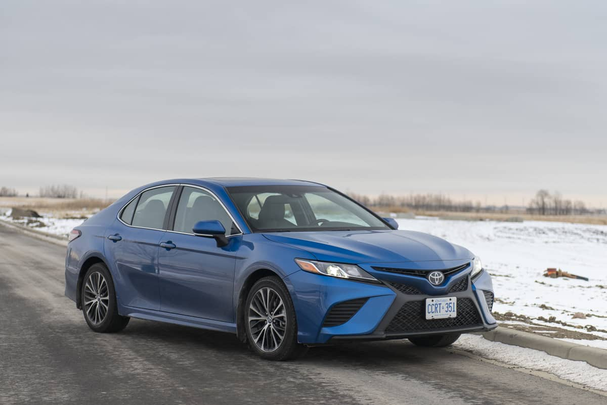 2018 Toyota Camry Se Review Sportier Next Generation Model