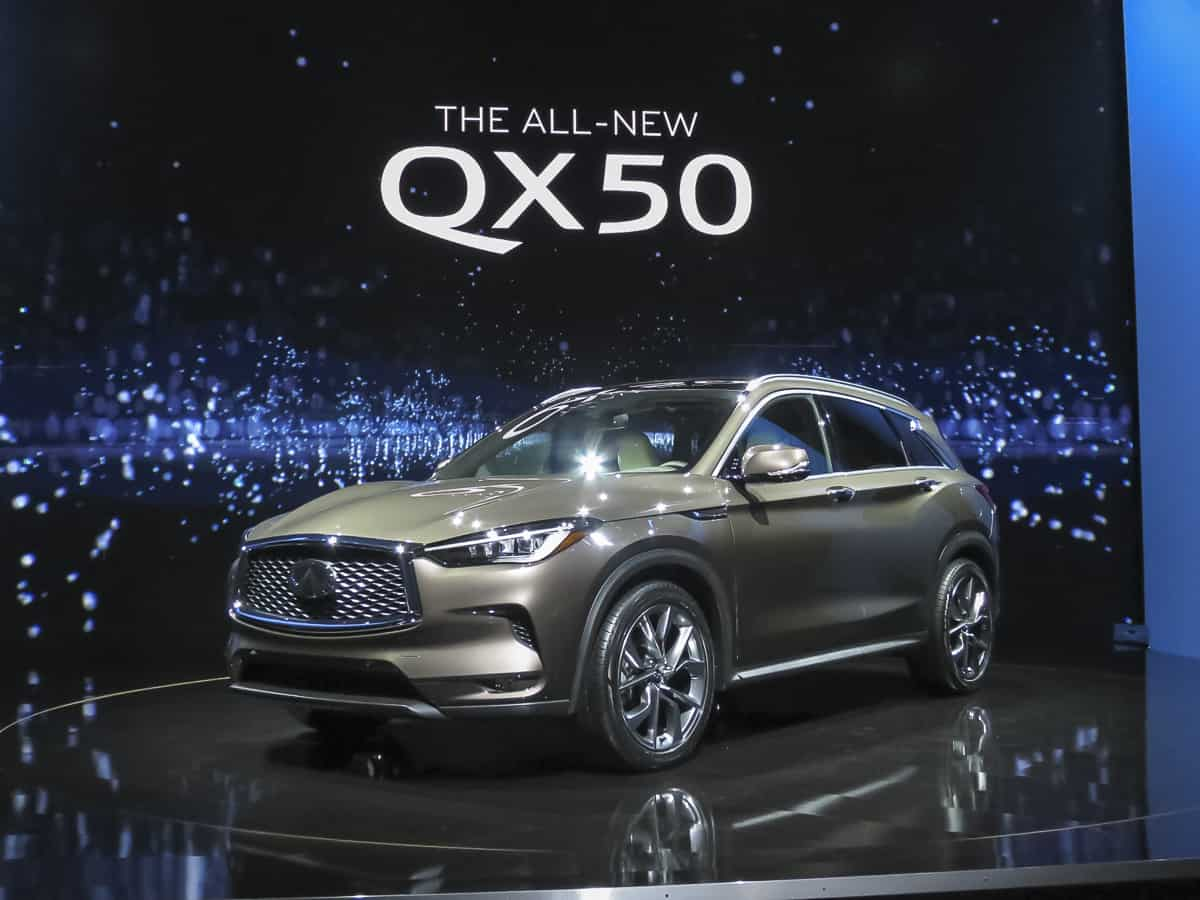 All New 2019 Infiniti Qx50 4 New Things You Should Know
