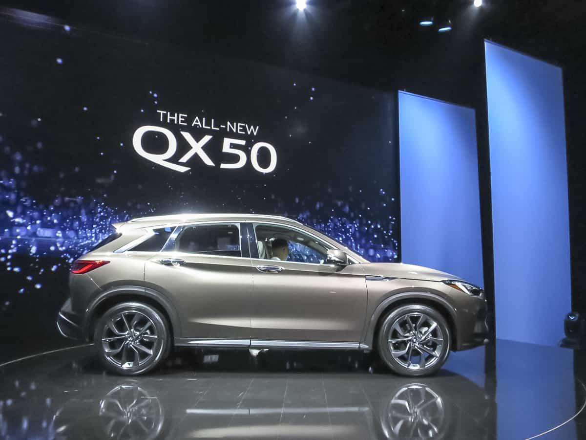 2019 infiniti qx50 la auto show (2 of 17)