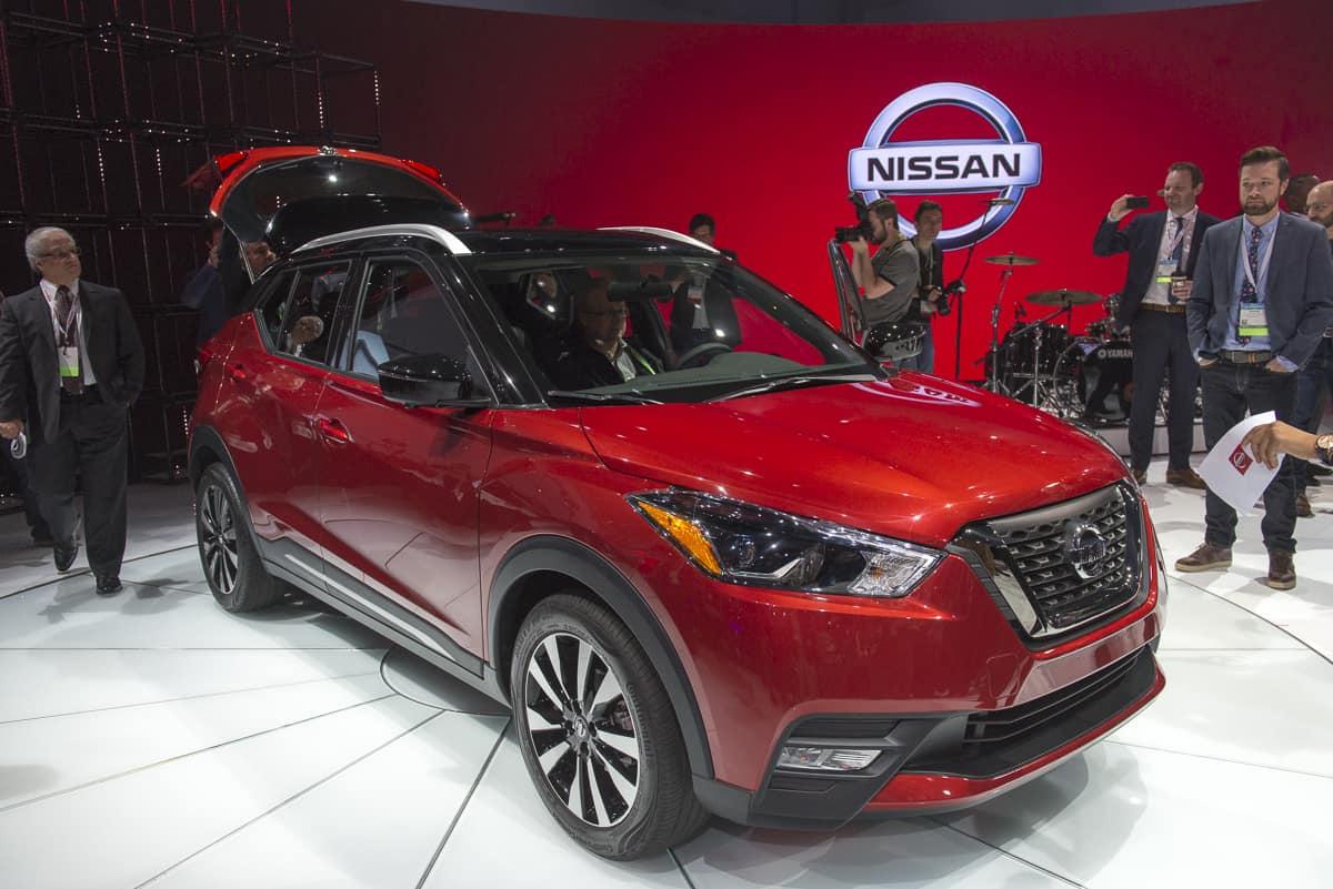 2019 nissan kicks la auto show (1 of 7)