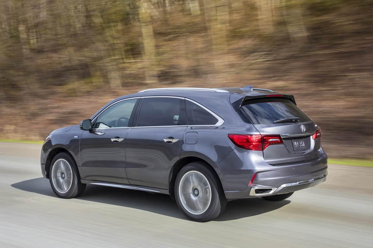 2017 Acura MDX Sport Hybrid