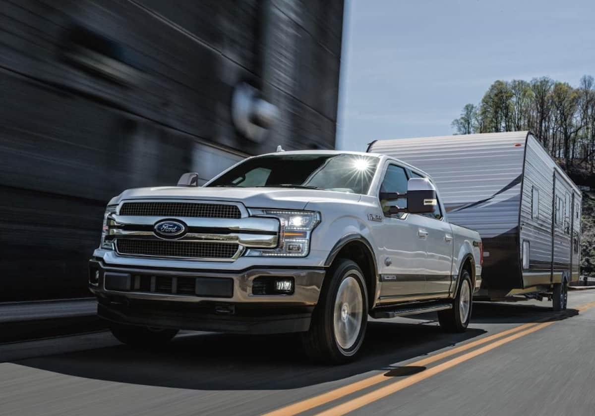2018 ford f-150 diesel 3.0l v6