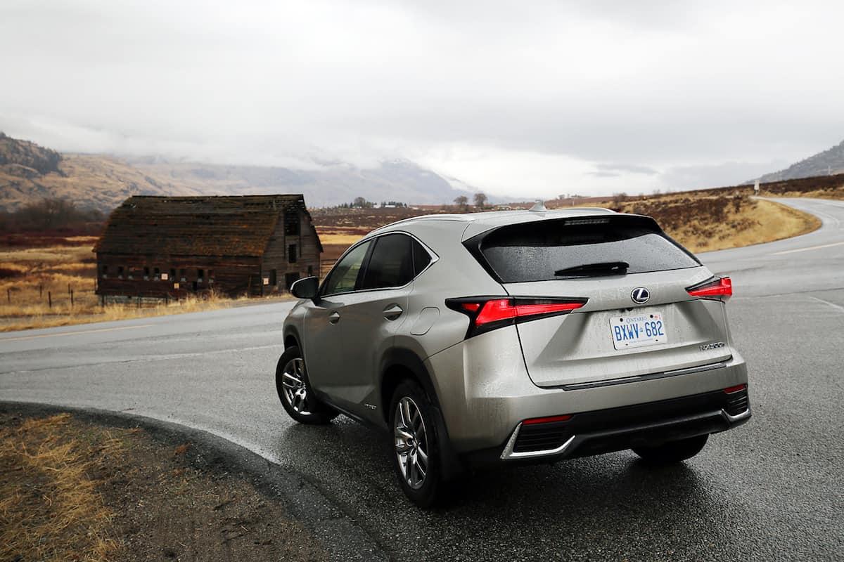 2018 Lexus NX 300 Review