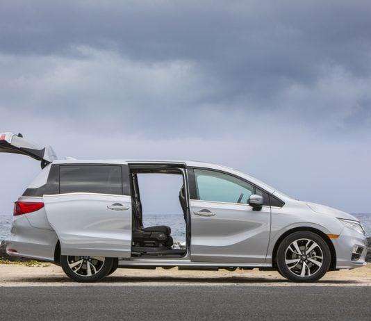 2018 Honda Odyssey review