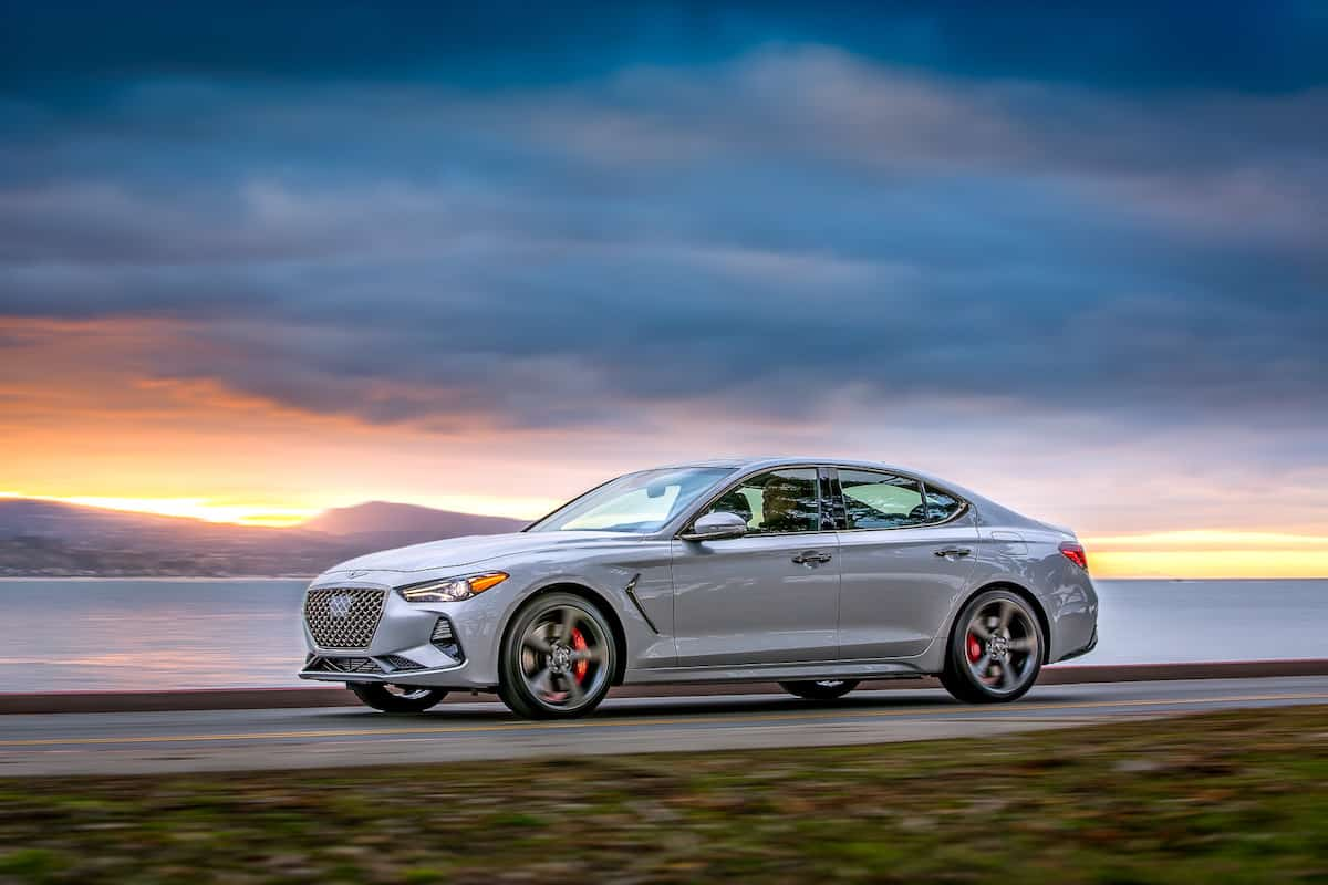 2019 Genesis G70 Price in Canada Starts at C$42,000 for ...