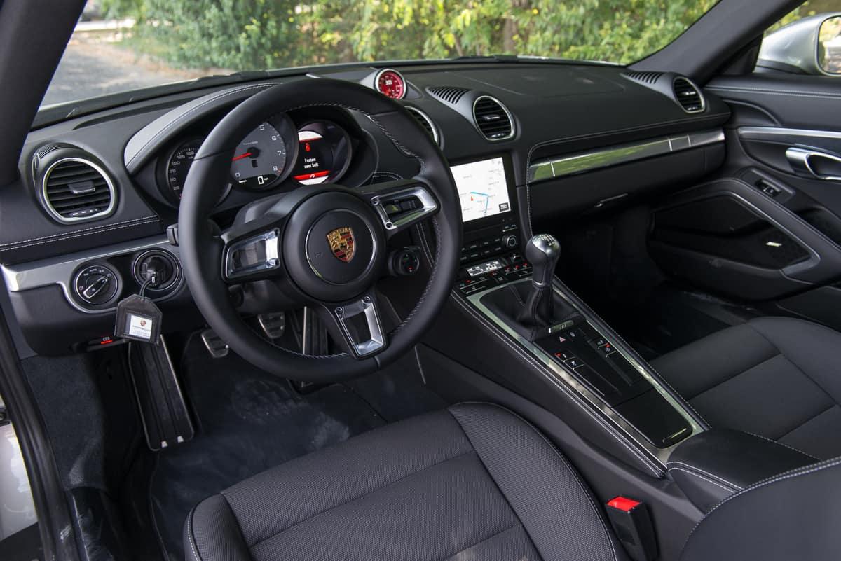Porsche 718 Boxster & 718 Cayman