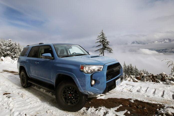 2018 Toyota 4Runner TRD Pro Review 17