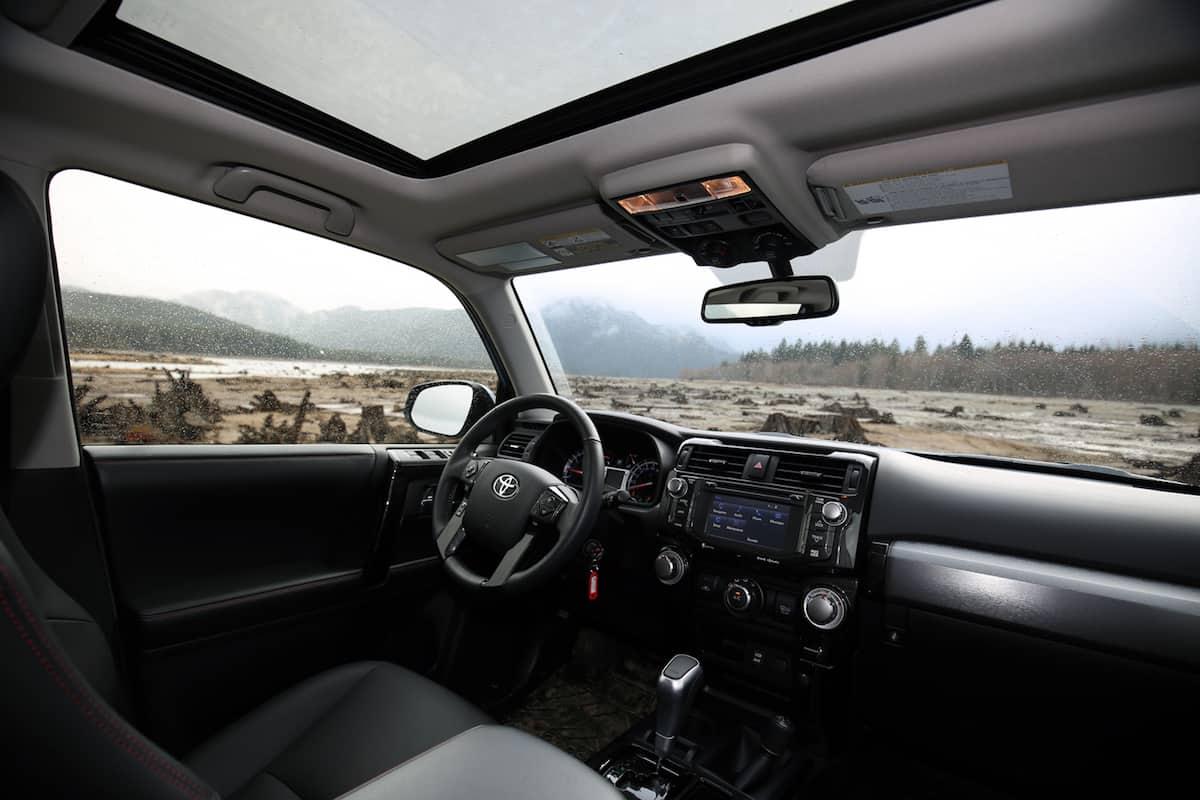 2018 Toyota 4Runner TRD Pro Interior