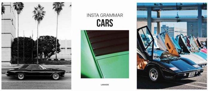 insta grammer cars book