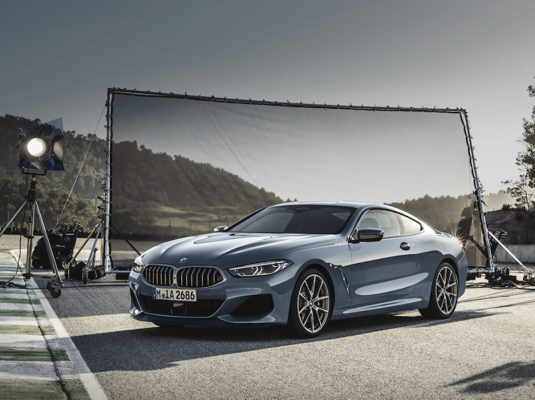 2019 BMW 8 Series Coupe