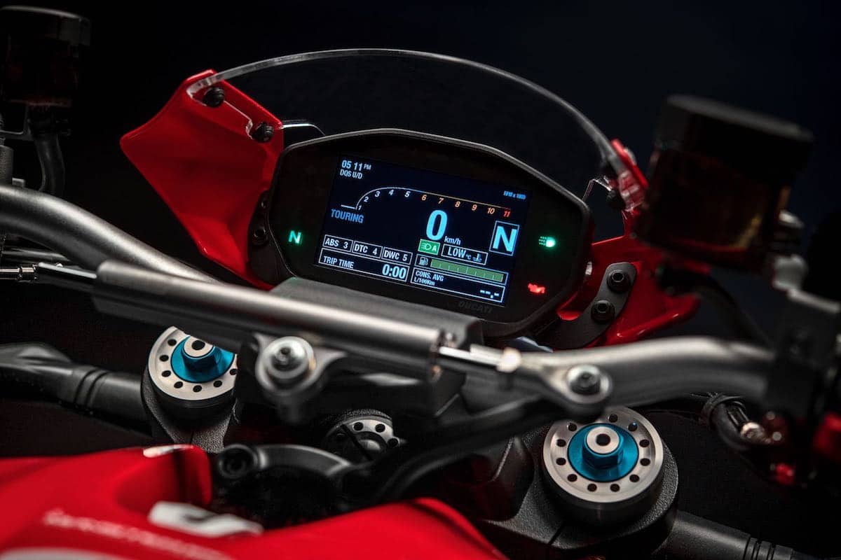 2018 Ducati Monster 1200 25th Anniversary edition1
