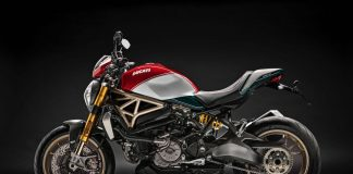2018 Ducati Monster 1200 25th Anniversary edition2