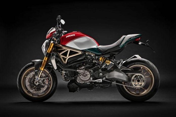 2018 Ducati Monster 1200 25th Anniversary edition2