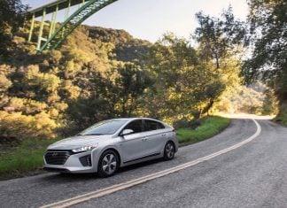 2018 Hyundai ioniq plugin hybrid
