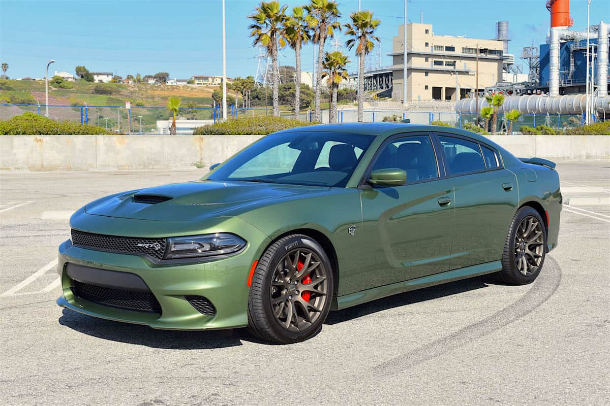 2018 Dodge Charger SRT Hellcat Review