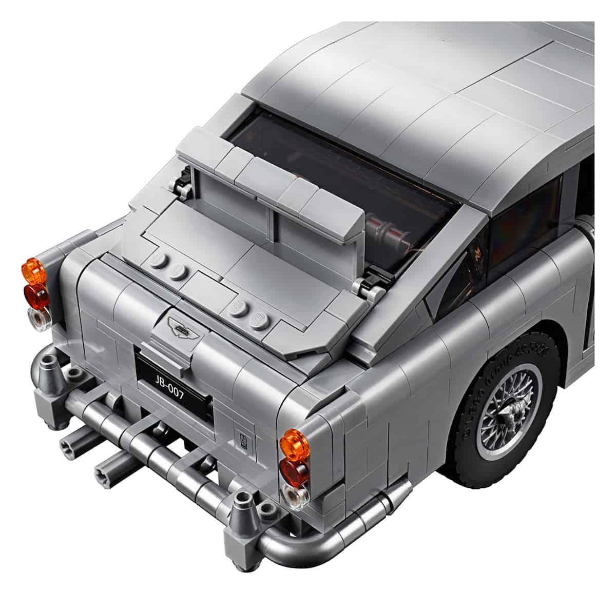 lego james bond aston martin db5 rear grill