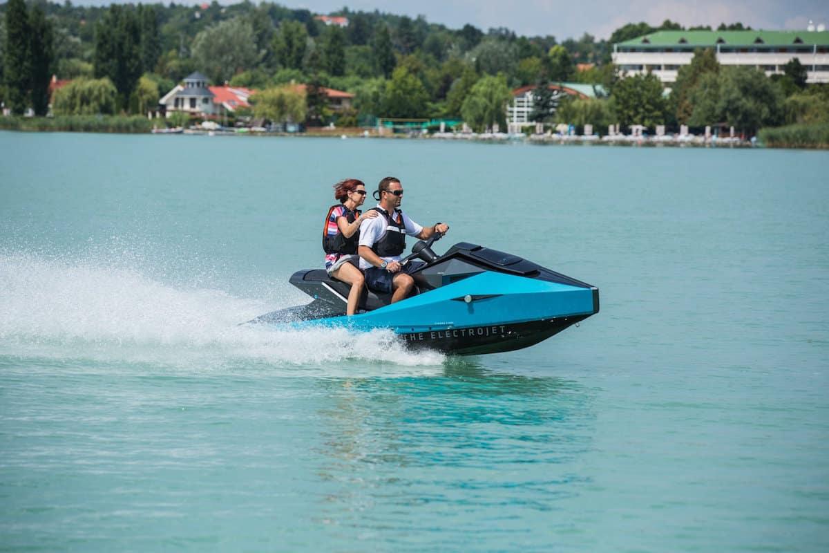 Narke Electrojet Electric Jet Ski