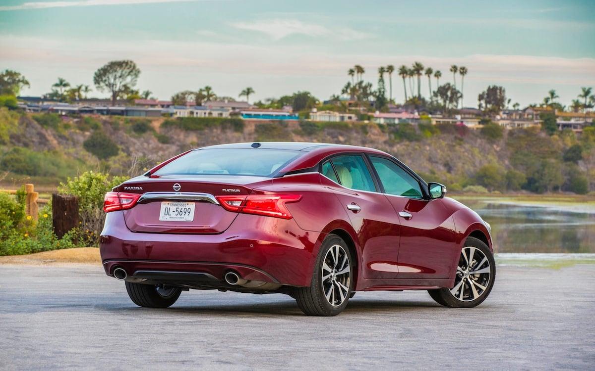 2018 Nissan Maxima: