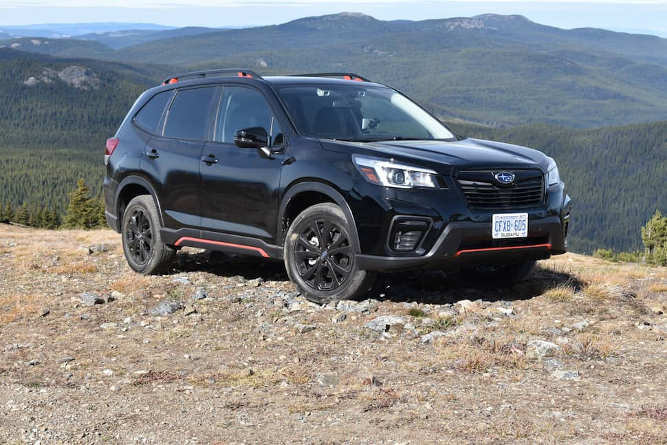 First Drive 2019 Subaru Forester Review