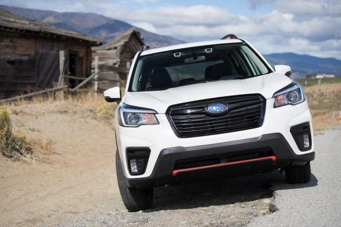 Subaru Forester 2020 Review.2020 Subaru Forester Hits Us Dealerships Starting At 24 495
