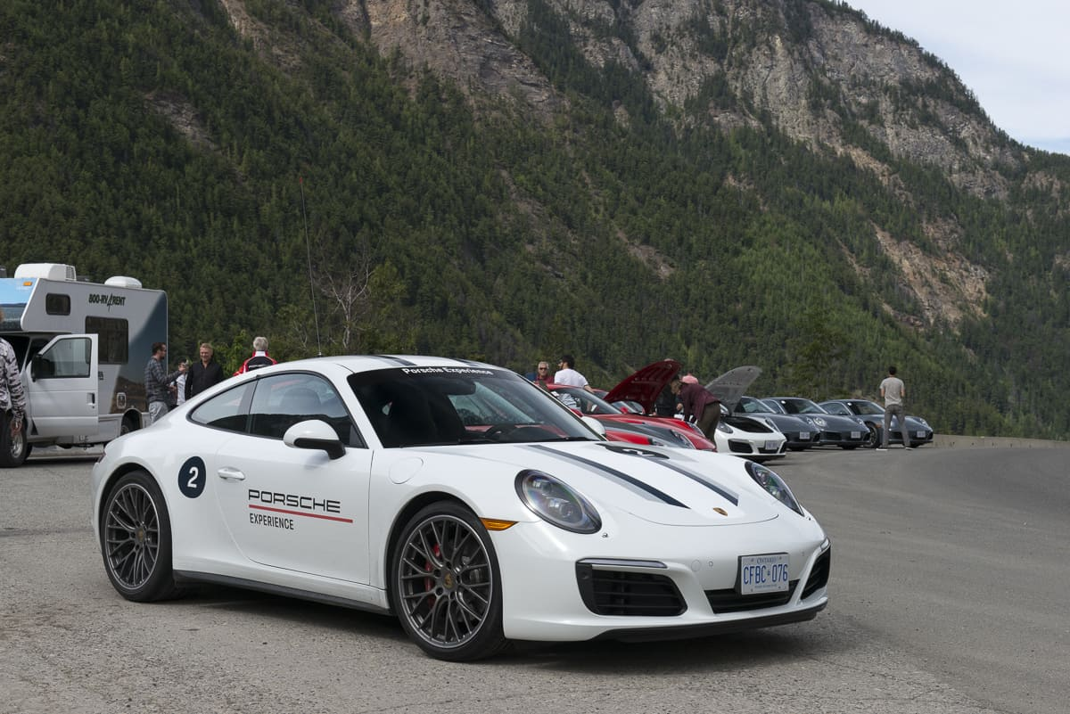 porsche travel experience british columbia amee reehal