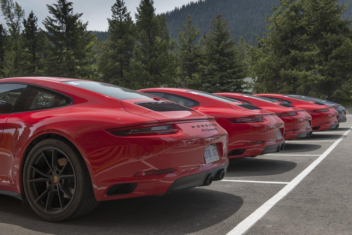 Porsche Travel Experience BC