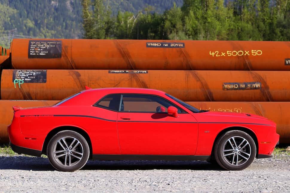 2018 Dodge Challenger GT AWD 2