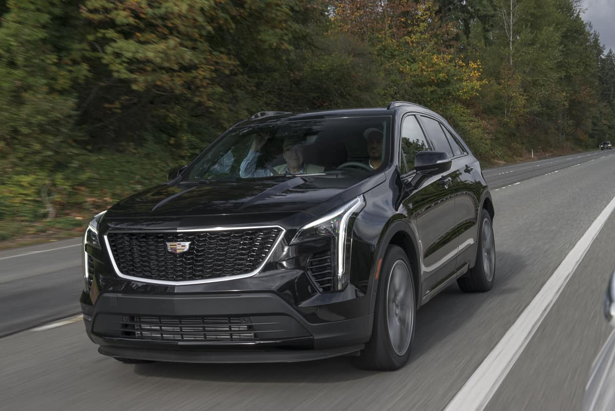 First Drive 2019 Cadillac Xt4 Review