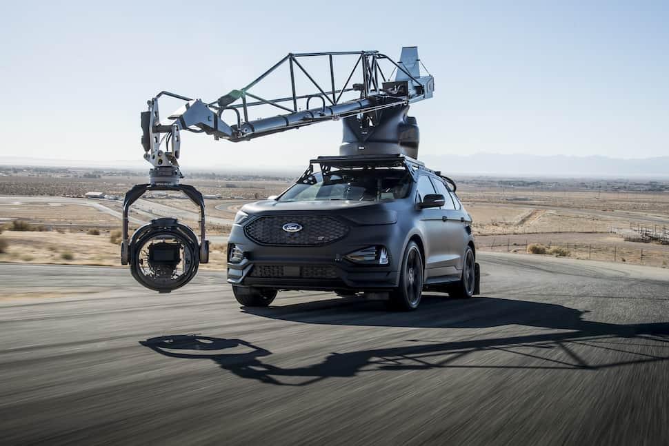 2019 Ford Edge ST Camera Car 2