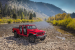 2020 Jeep Gladiator front view doors off