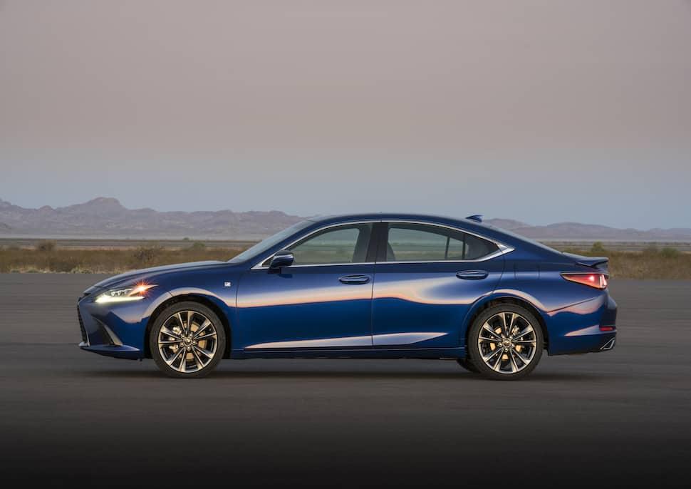 2019 Lexus ES 350 9