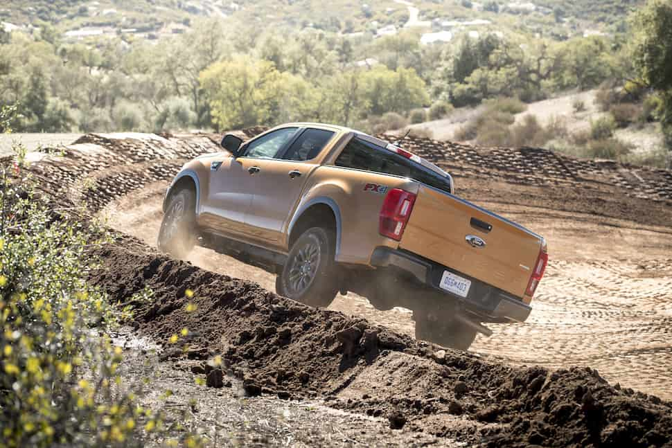 2019 ford ranger review