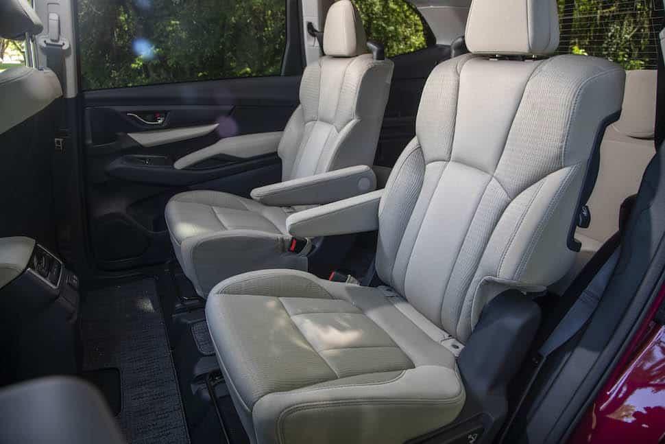 2019 subaru ascent review limited trim 8