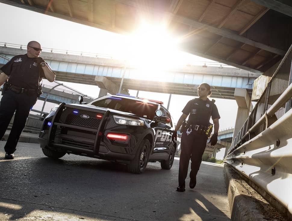 2020 Police Interceptor Utility