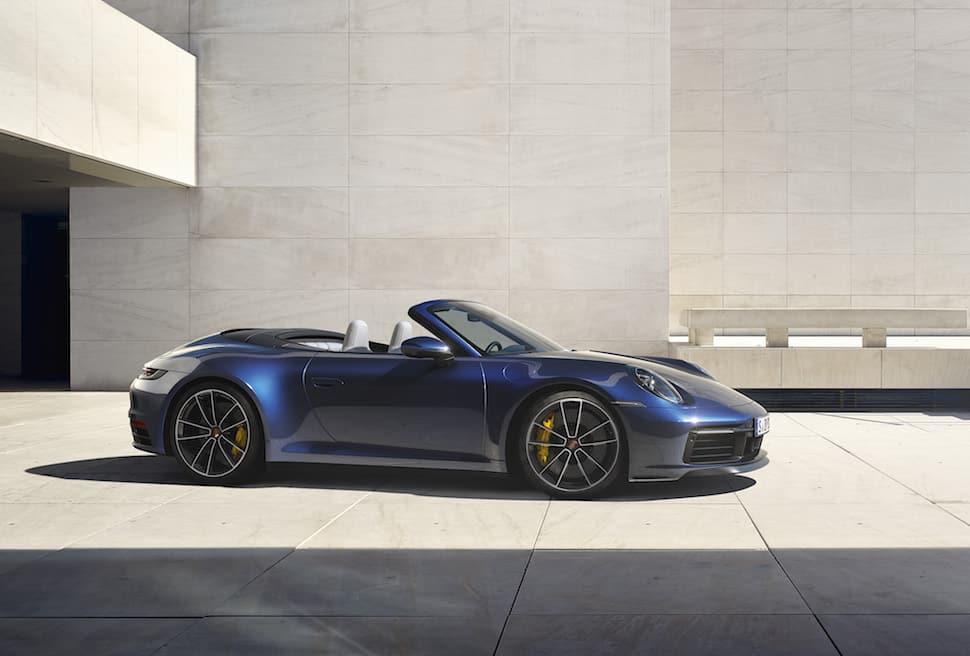 2020 Porsche 911 Cabriolet release date