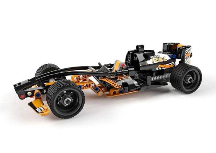 LEGO Technic Black Champion Racer
