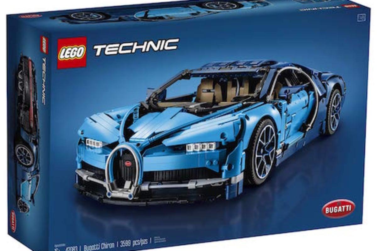 LEGO Technic Bugatti Chiron box