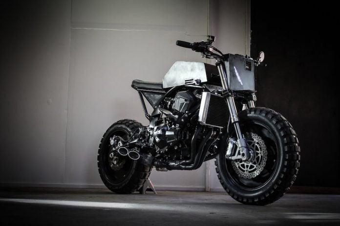 Kawasaki Z1000 Droog Moto DM-014 front