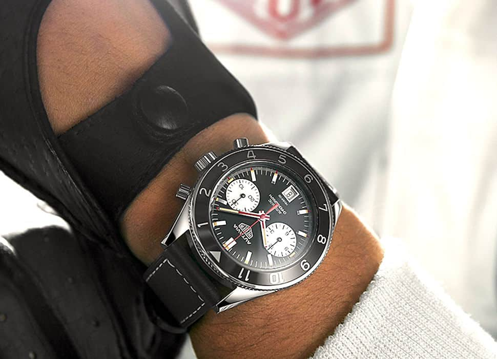 TAG Heuer Autavia 1972 SPECIAL RE-EDITION