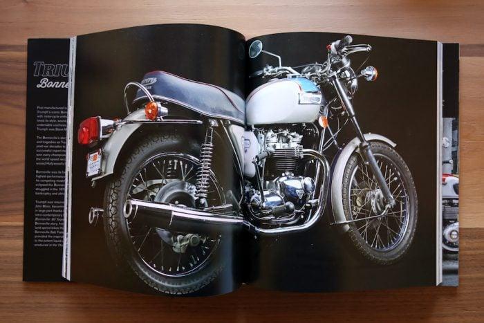 Triumph Bonneville 60 Years