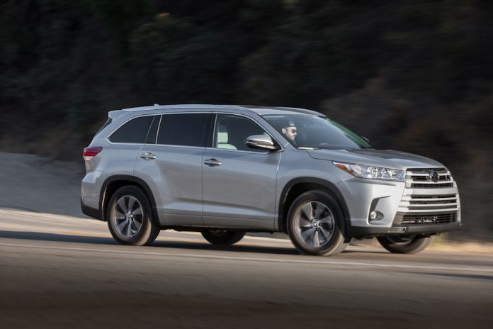 2019 Toyota Highlander XLE review