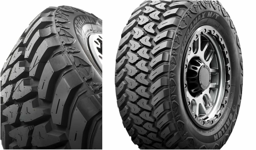 sailun terramax mt mud terrain tires for suvs and light trucks