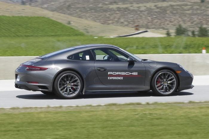Porsche Track Experience Precision Training Area 27