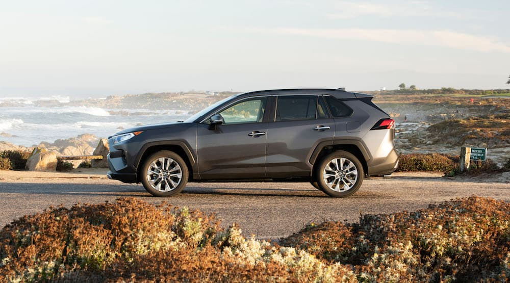 2019 Toyota RAV4 Limited Review 2