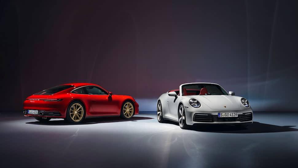 2020 911 Carrera & Cabriolet 1