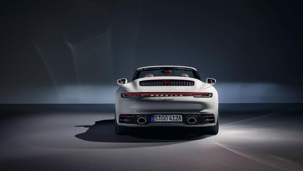 2020 911 Carrera & Cabriolet 21