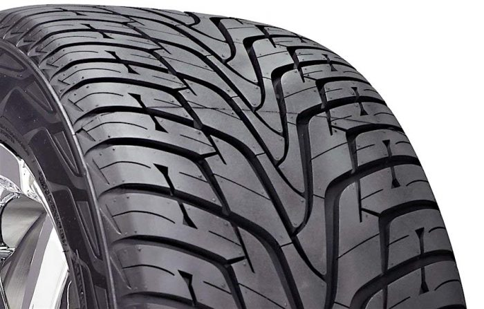 Hankook Ventus ST all season tire